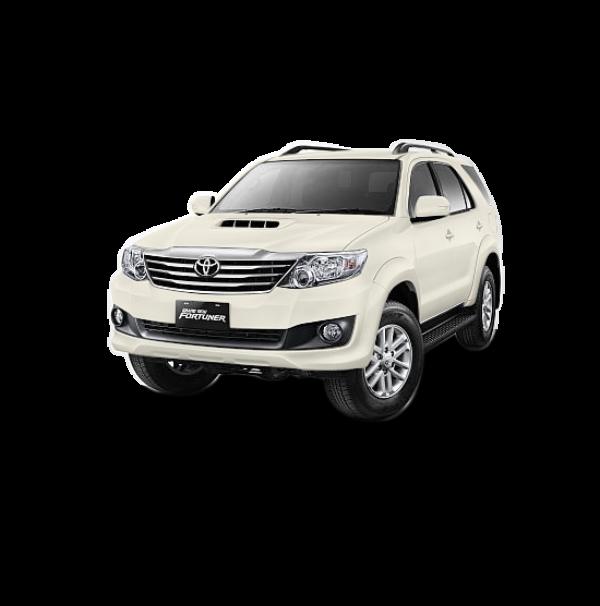 Toyota Fortuner VNTurbo (1 Bulan Sewa Lepas Kunci)