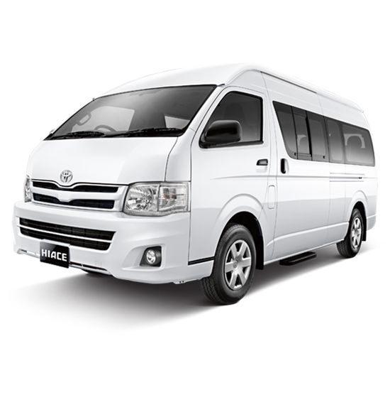 Rental Mobil Hiace Murah