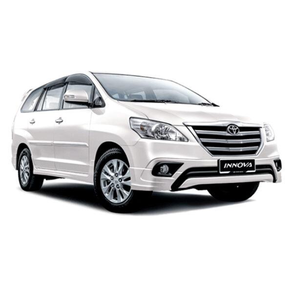 Toyota Innova Luxury & V A/T Diesel (7 Hari Sewa Lepas Kunci)
