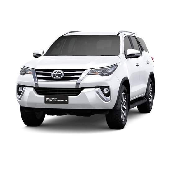 Rental Mobil Fortuner Jakarta
