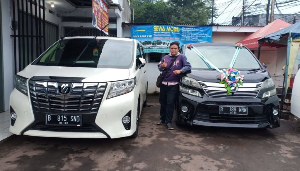 Rental Mobil di Tangerang Selatan