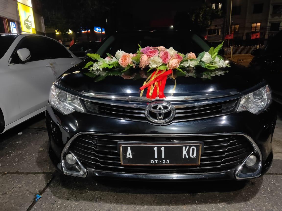 Sewa mobil pengantin di bogor