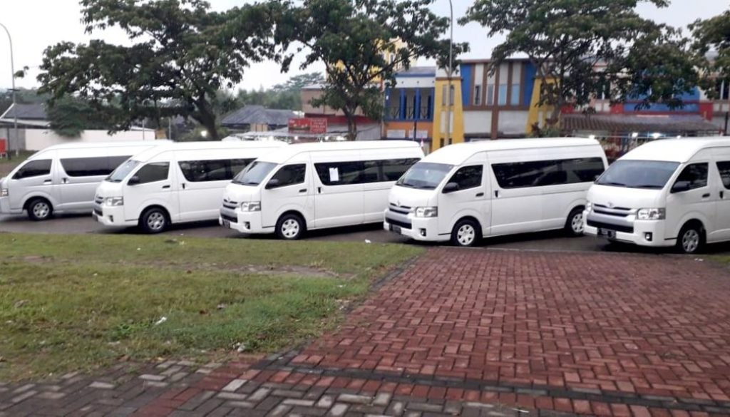 Rental Hiace Jakarta Selatan