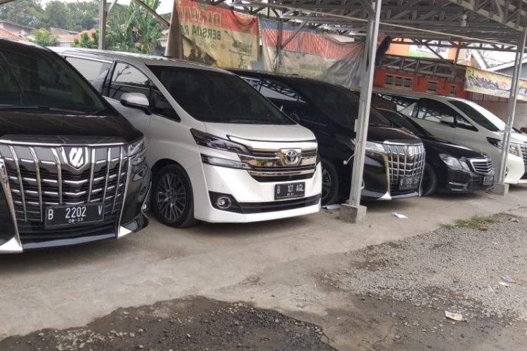 Rental Mobil Vip Jakarta Selatan
