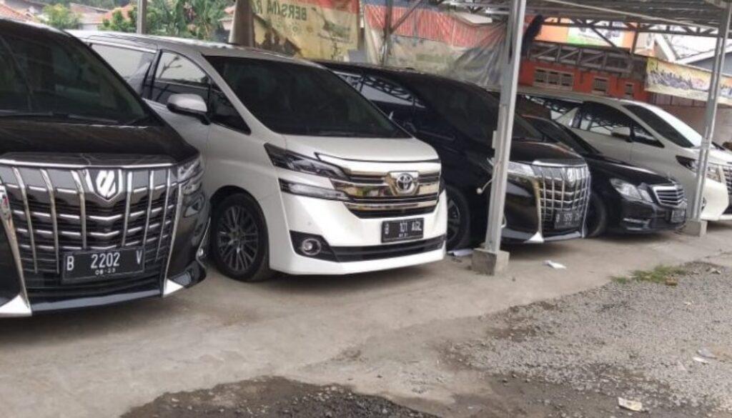 Rental Mobil Mewah Jakarta Pusat