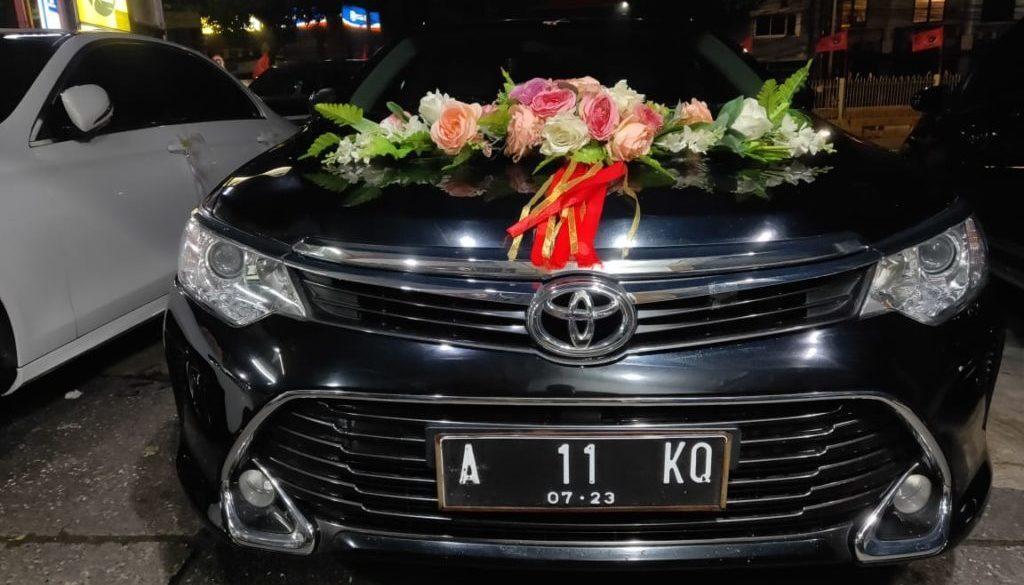 Rental Mobil Pengantin di Jakarta Pusat