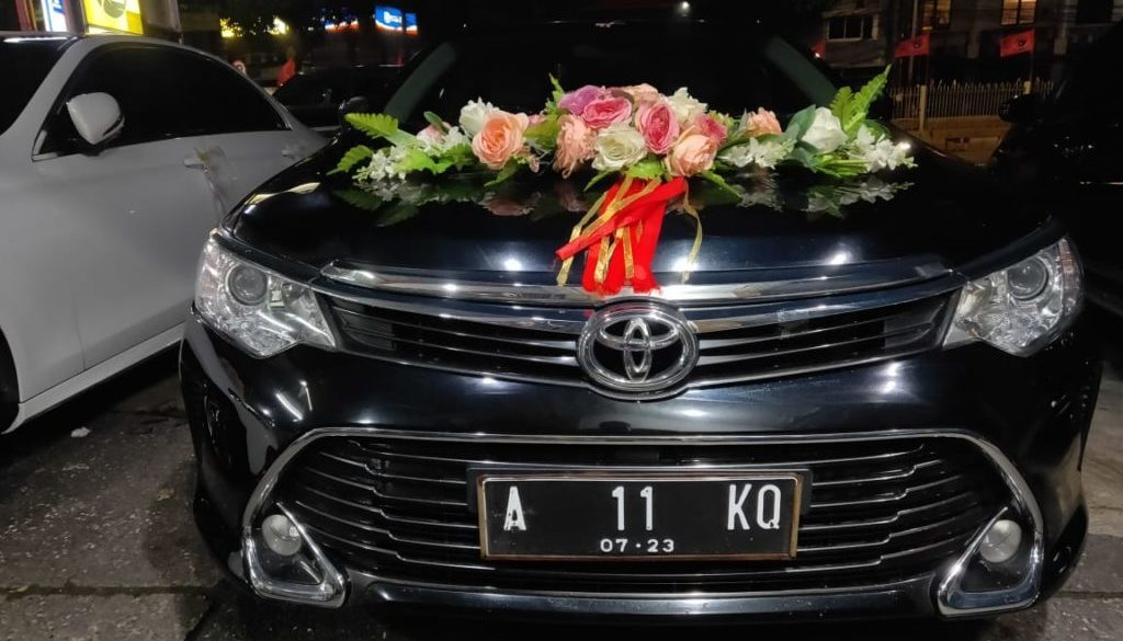 Rental Mobil Pengantin di Jakarta Selatan