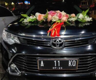 Rental Mobil Pengantin di Jakarta Utara