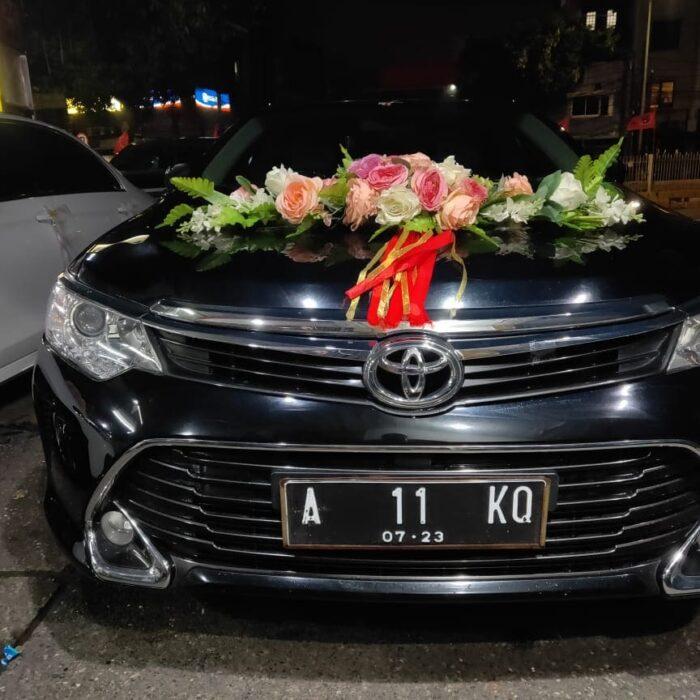 Rental mobil pengantin