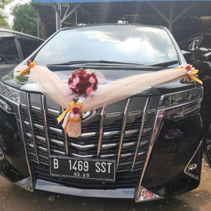 Sewa mobil pengantin